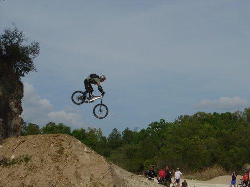 Santos Mountain Bike Trail In Ocala Florida
