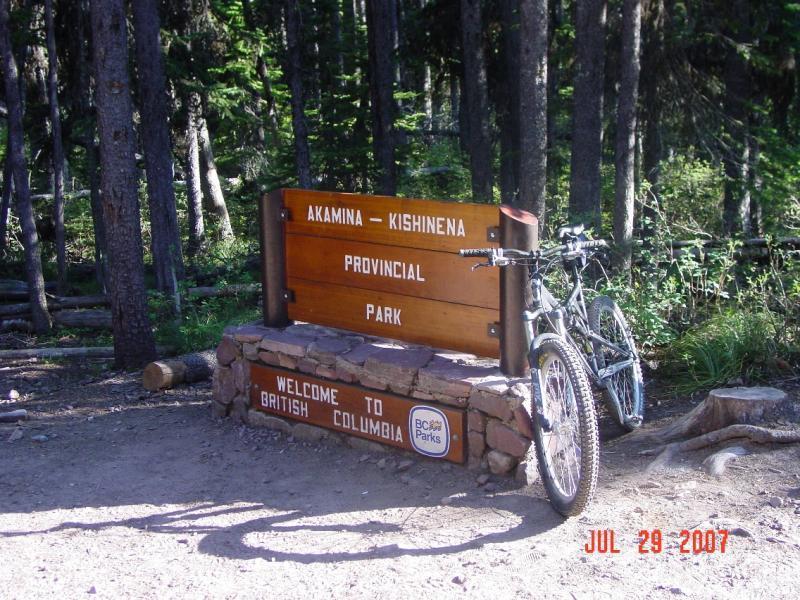 Akamina Pass
