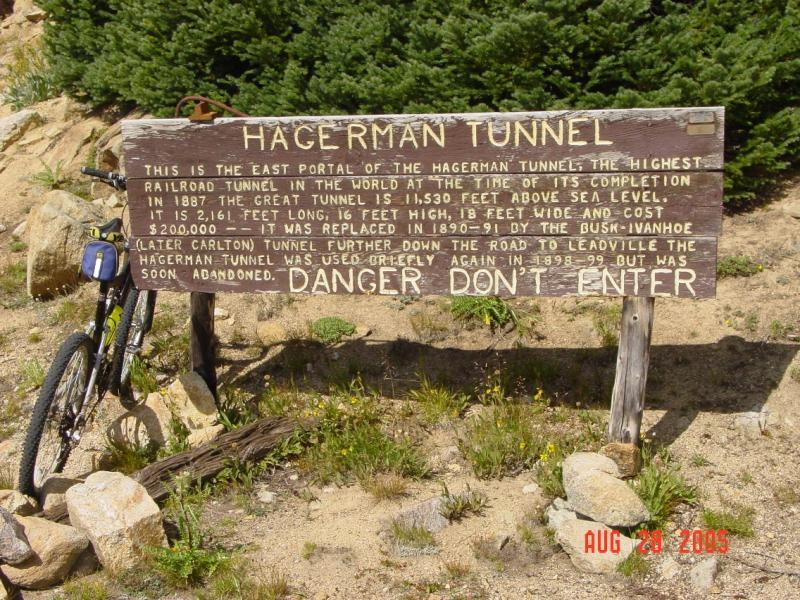 Hagerman Tunnel