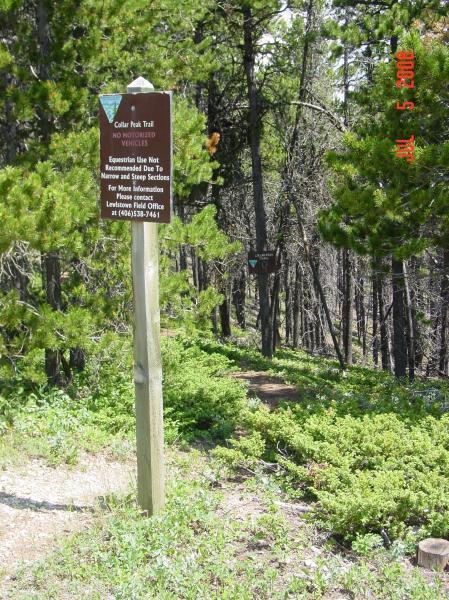 Collar Peak
