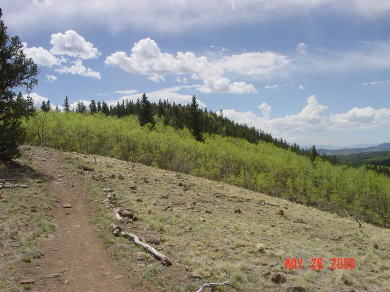 Colorado Trail: Kenosha Pass To Lost Creek Wilderness Bound
