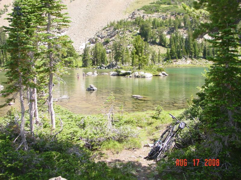Lost Cabin Lake