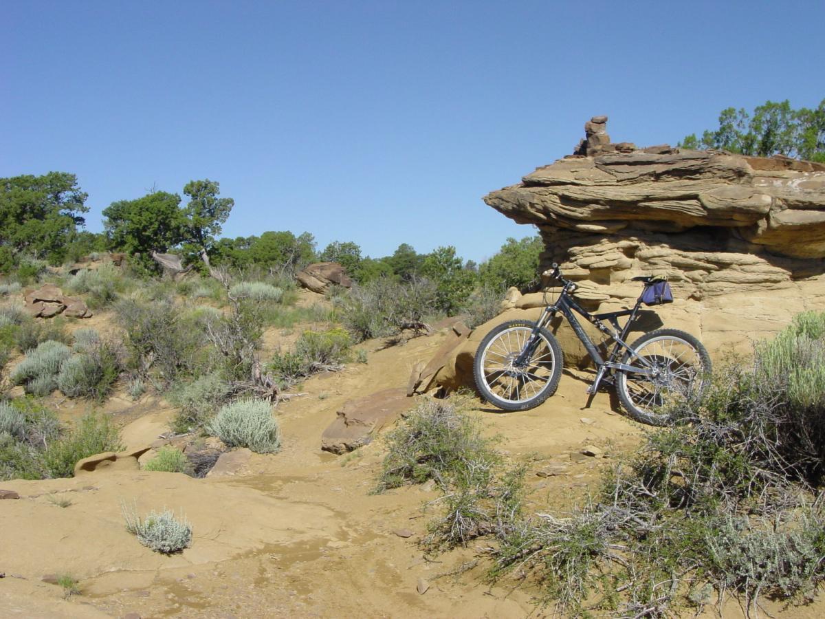 High Desert Trail System