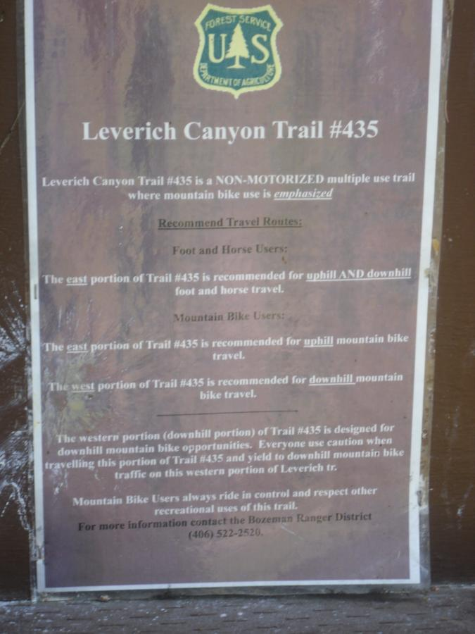 Leverich Trail