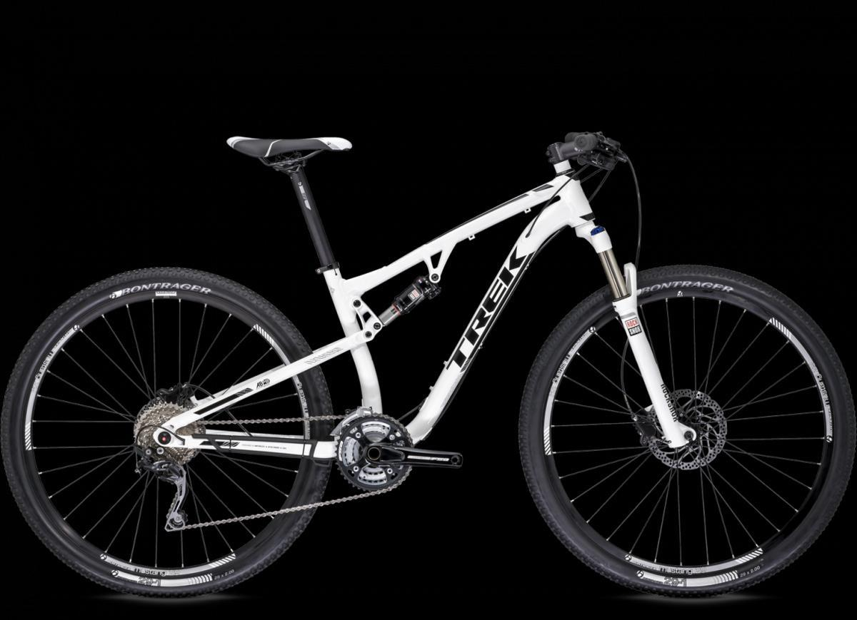 Trek Superfly FS 9 (Gary Fisher Collection) - www ...