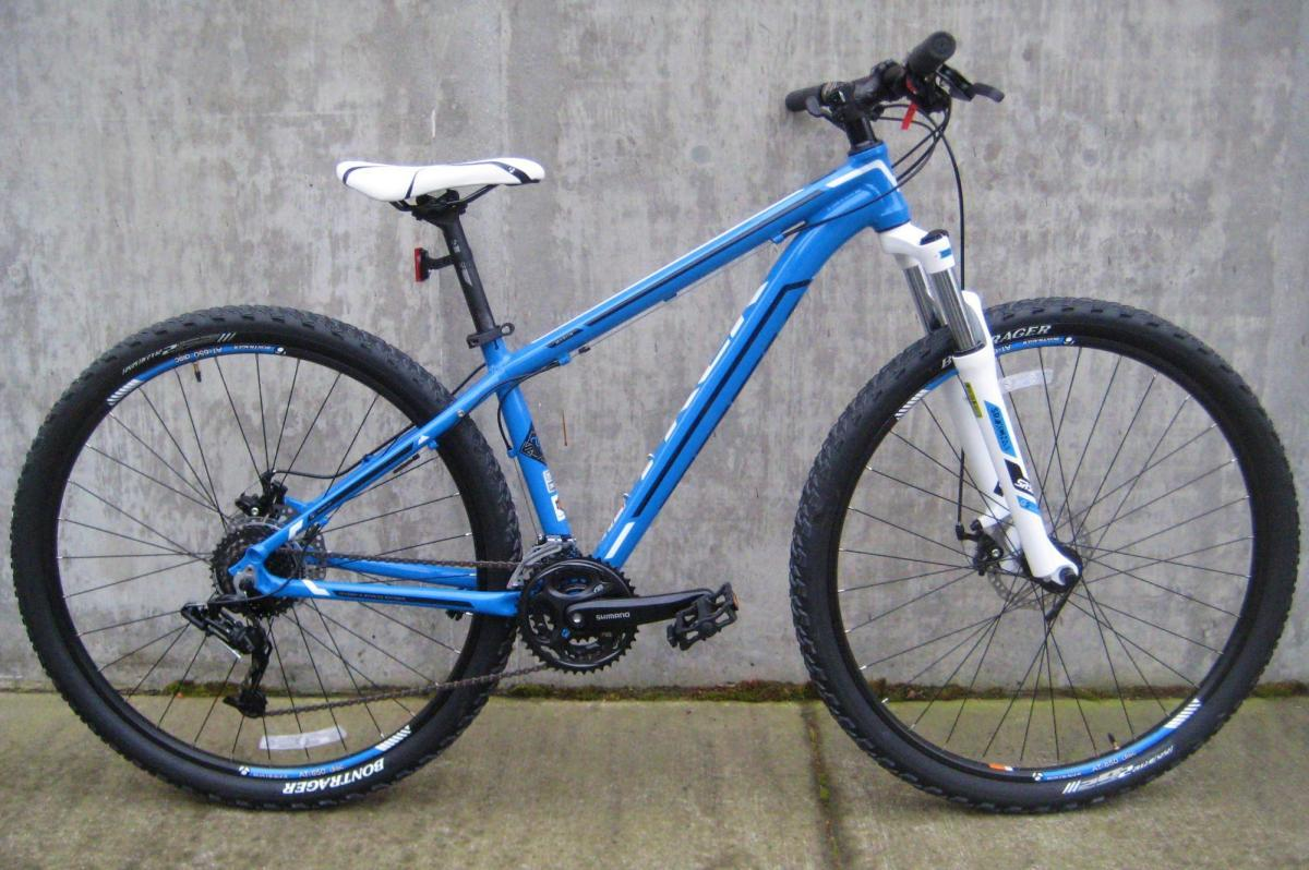 Trek marlin 29er single