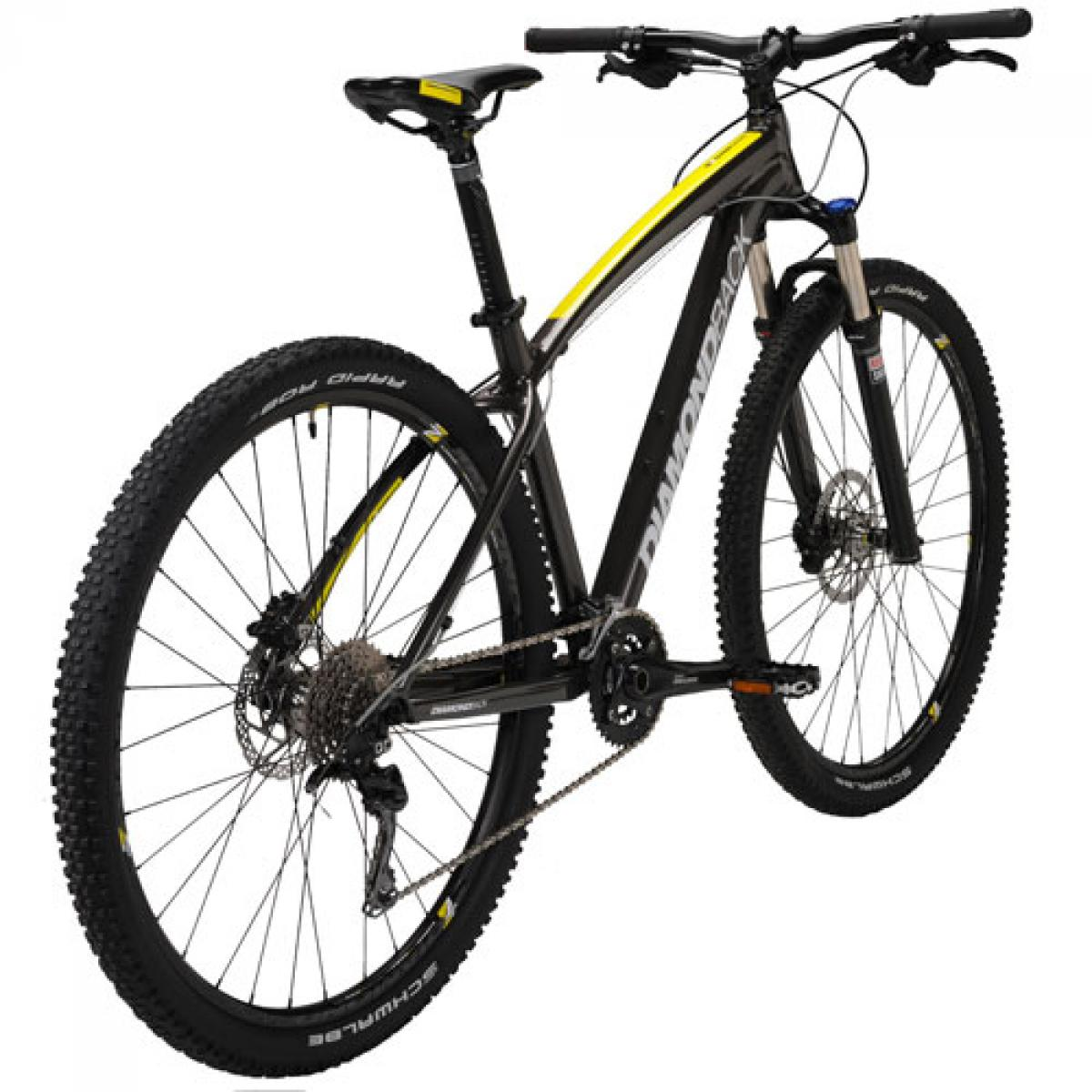 Price: $$$ Rating: W e have the Nashbar AT2 Mountain bike on the list, which amplifies your adventurous spirit, whether you are hitting a path, paved road, or rough trail.