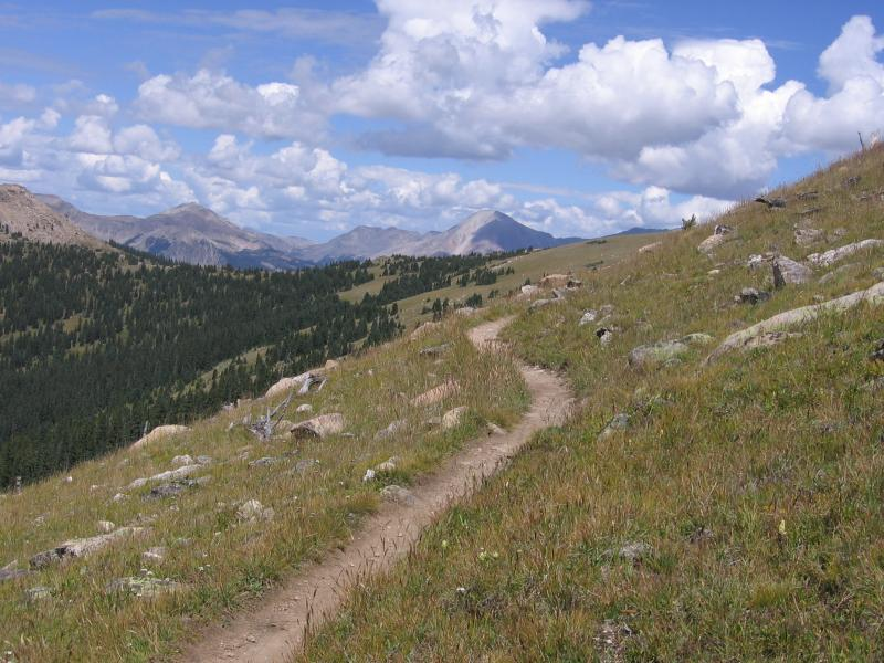 Bike Colorado Trail of the Colorado Trail I ve