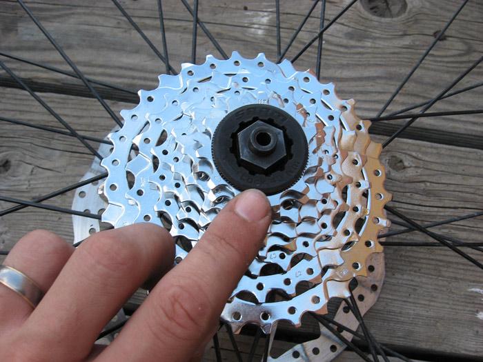 How To Replace A Mountain Bike Cassette Singletracks Mountain