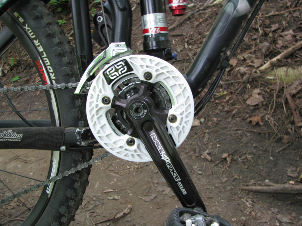 e*thirteen Turbocharger Review - Singletracks Mountain Bike News