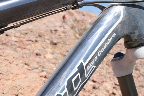 3ec54024e8d Kona Abra Cadabra Interbike Test Ride - Singletracks Mountain Bike News