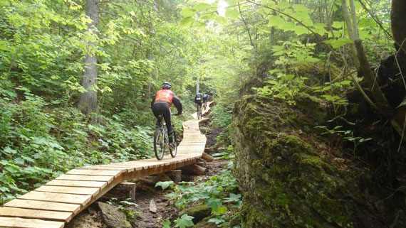 Newest Imba Epic Mountain Bike Trails Singletracks