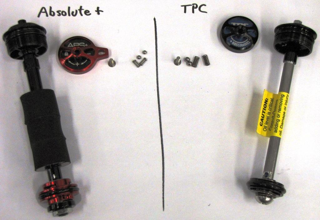 Manitou Absolute+ MTB Fork Upgrade - Singletracks Mountain Bike News