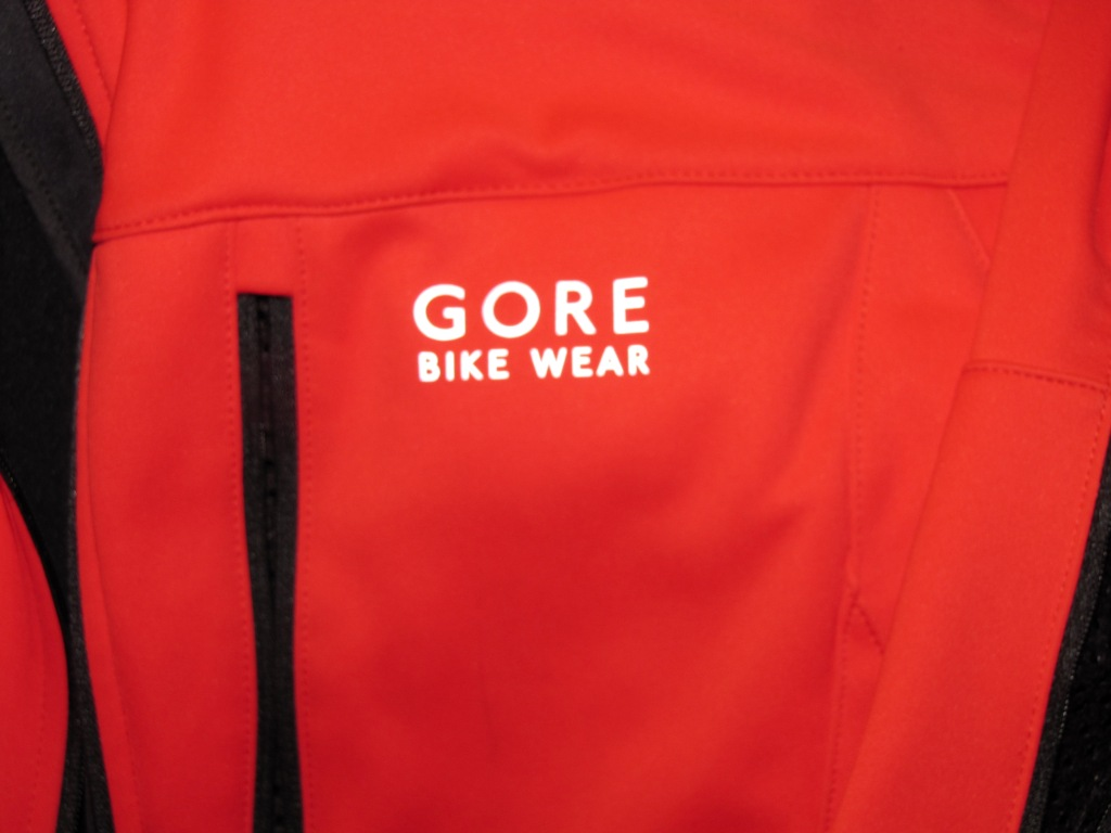 Gore bike wear fusion tool jacke