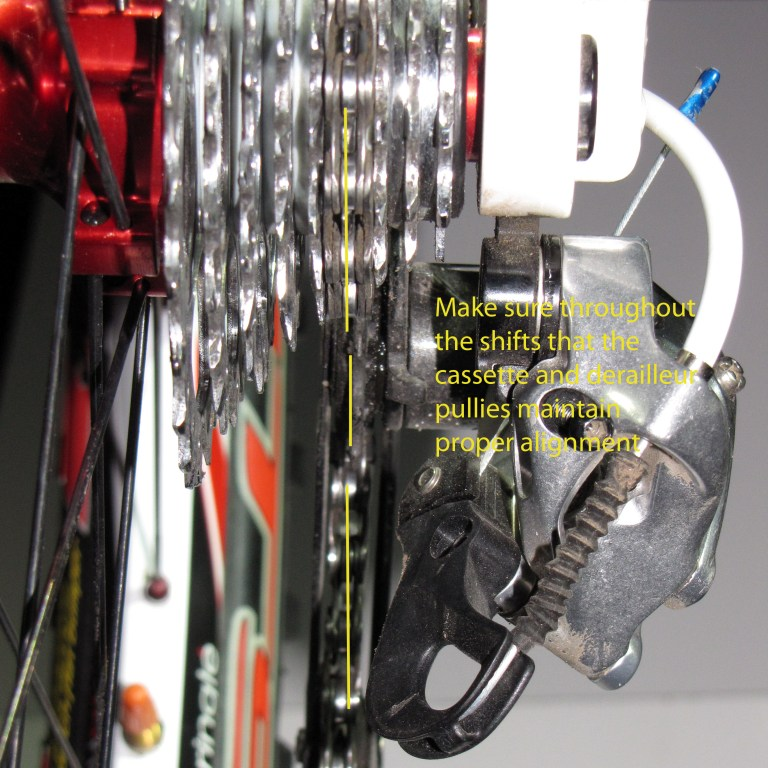 How To: Adjust Your Rear Mountain Bike Derailleur