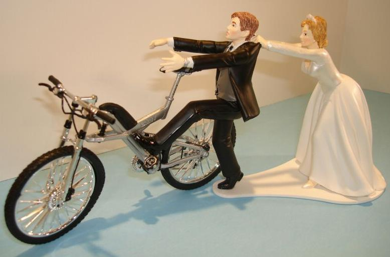 Mtb Cake Topper Found Here On Ebay