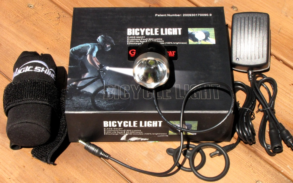 MagicShine GMG Special 900 PLUS Mountain Bike Light Review ...