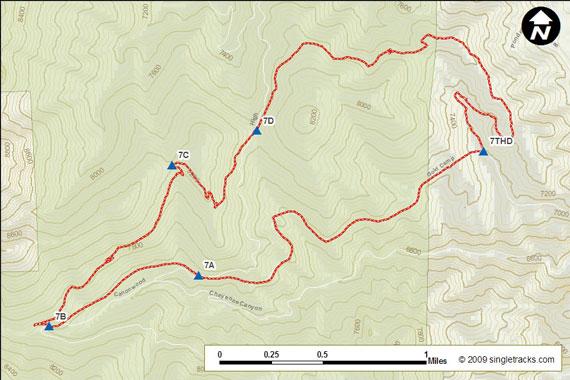 Countdown To 1 000 Mountain Bike Trail Maps Singletracks