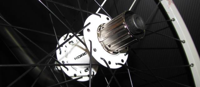2011 KORE Mountain Bike Components - Singletracks Mountain Bike News