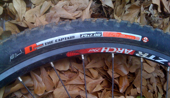 Specialized The Captain Control Mtb Tire Review Singletracks