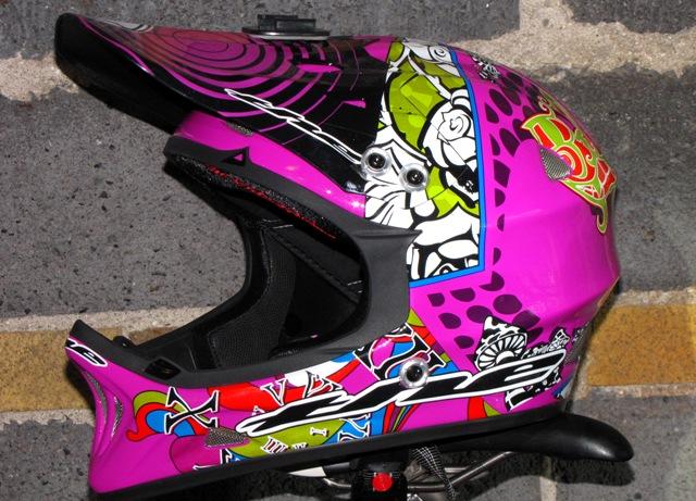 The T2 Composite Full Face Mtb Helmet Review Singletracks Mountain