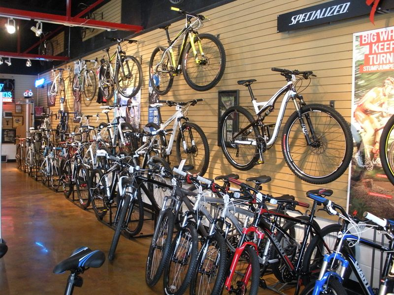 why buy from your local bike shop five big advantages singletracks mountain bike news. Black Bedroom Furniture Sets. Home Design Ideas