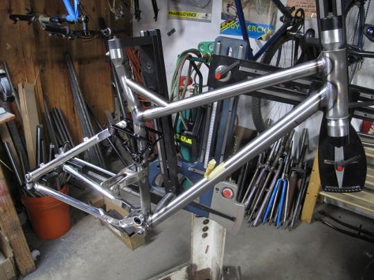 Waltworks Custom Bicycles Singletracks Mountain Bike News