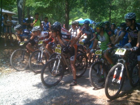 Race Report What I Learned At My First Xc Mountain Bike Race