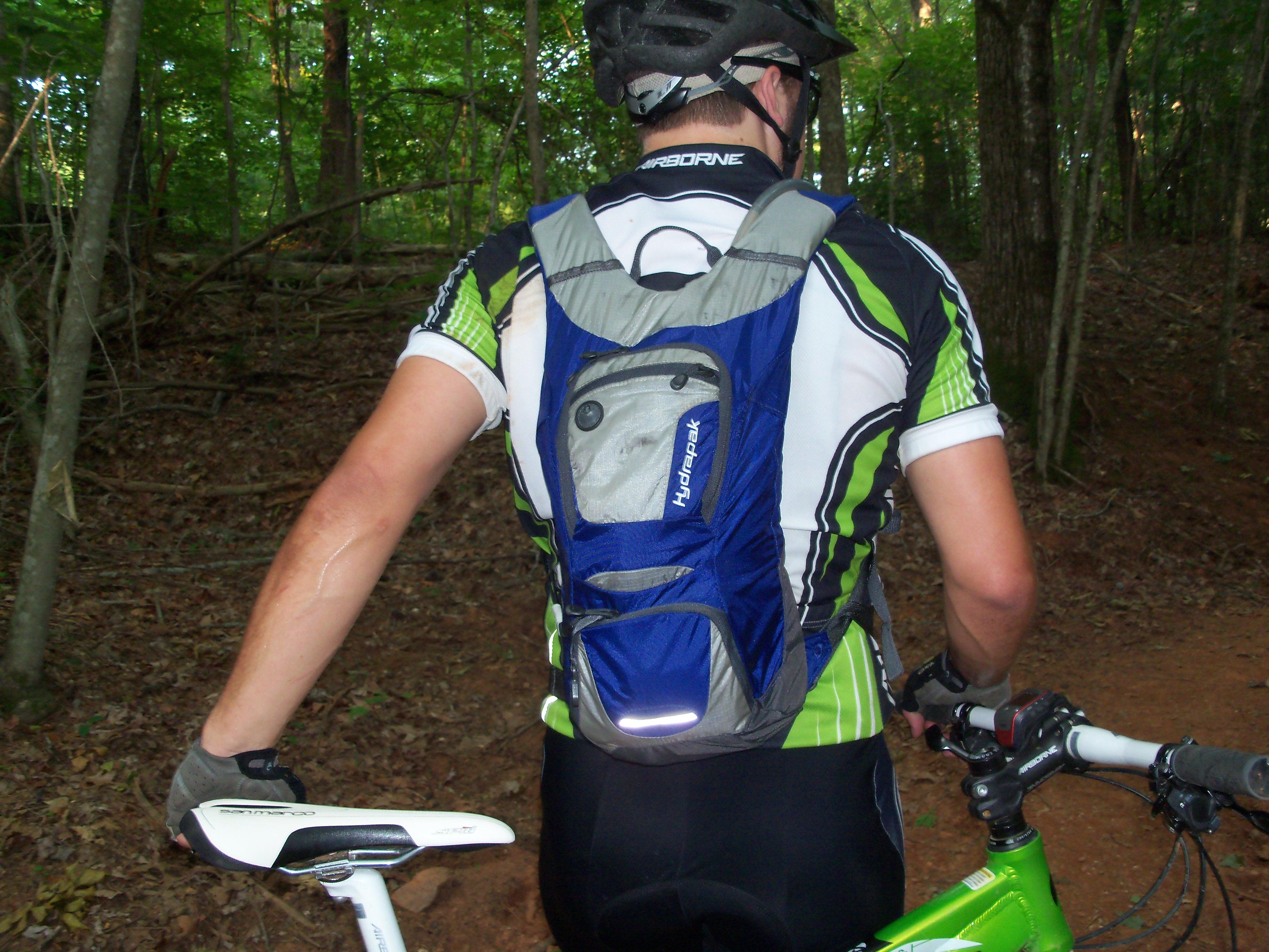 back-bike