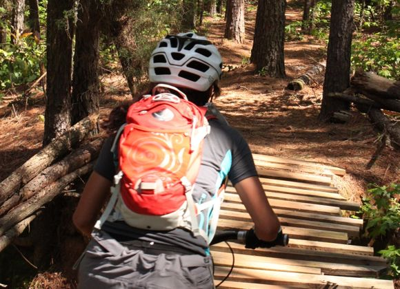 Osprey Verve Hydration Pack Back