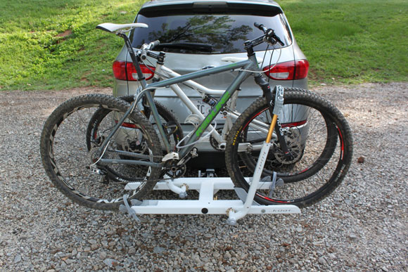 Kuat Sherpa Hitch Rack A Silver Platter For Your Mtb