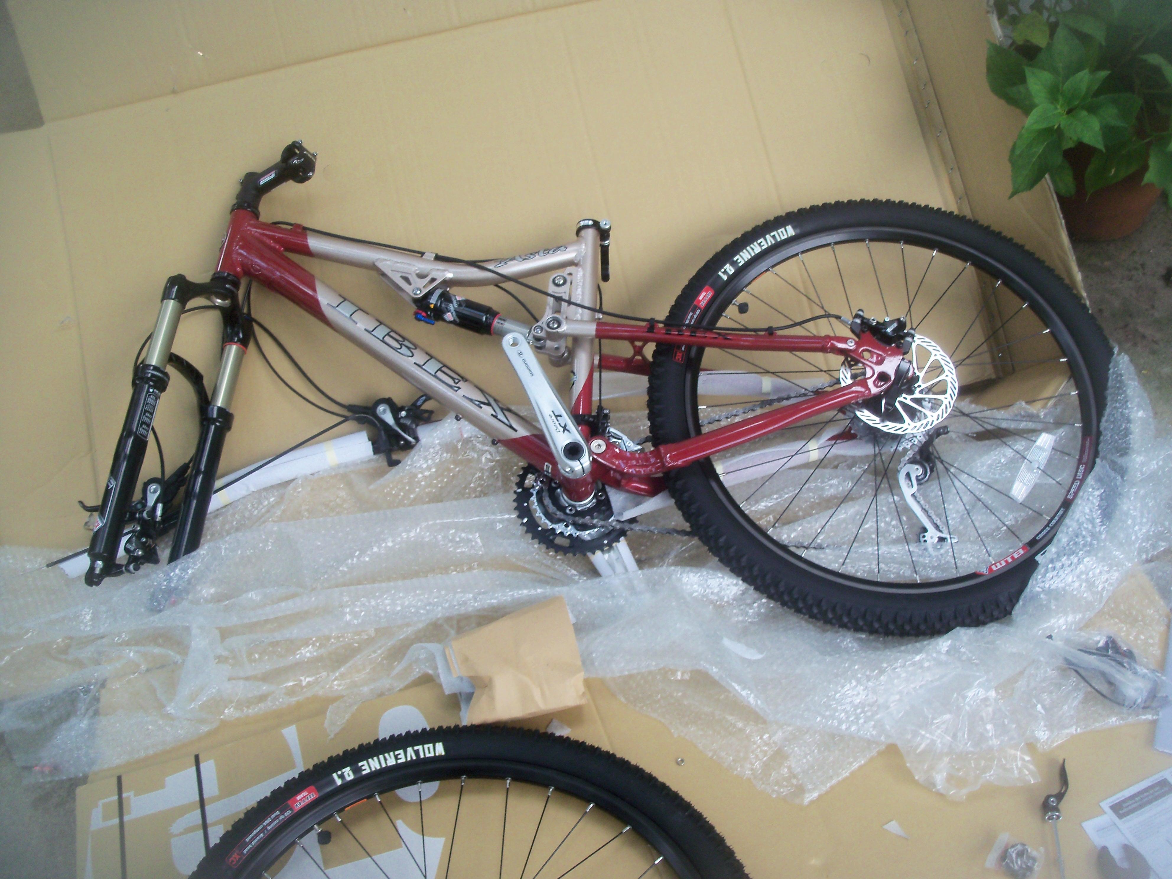 Bike Parts Unboxing Unboxing