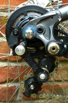 MTB Review: 2011 Shimano Alfine 11 Internal Gear Hub
