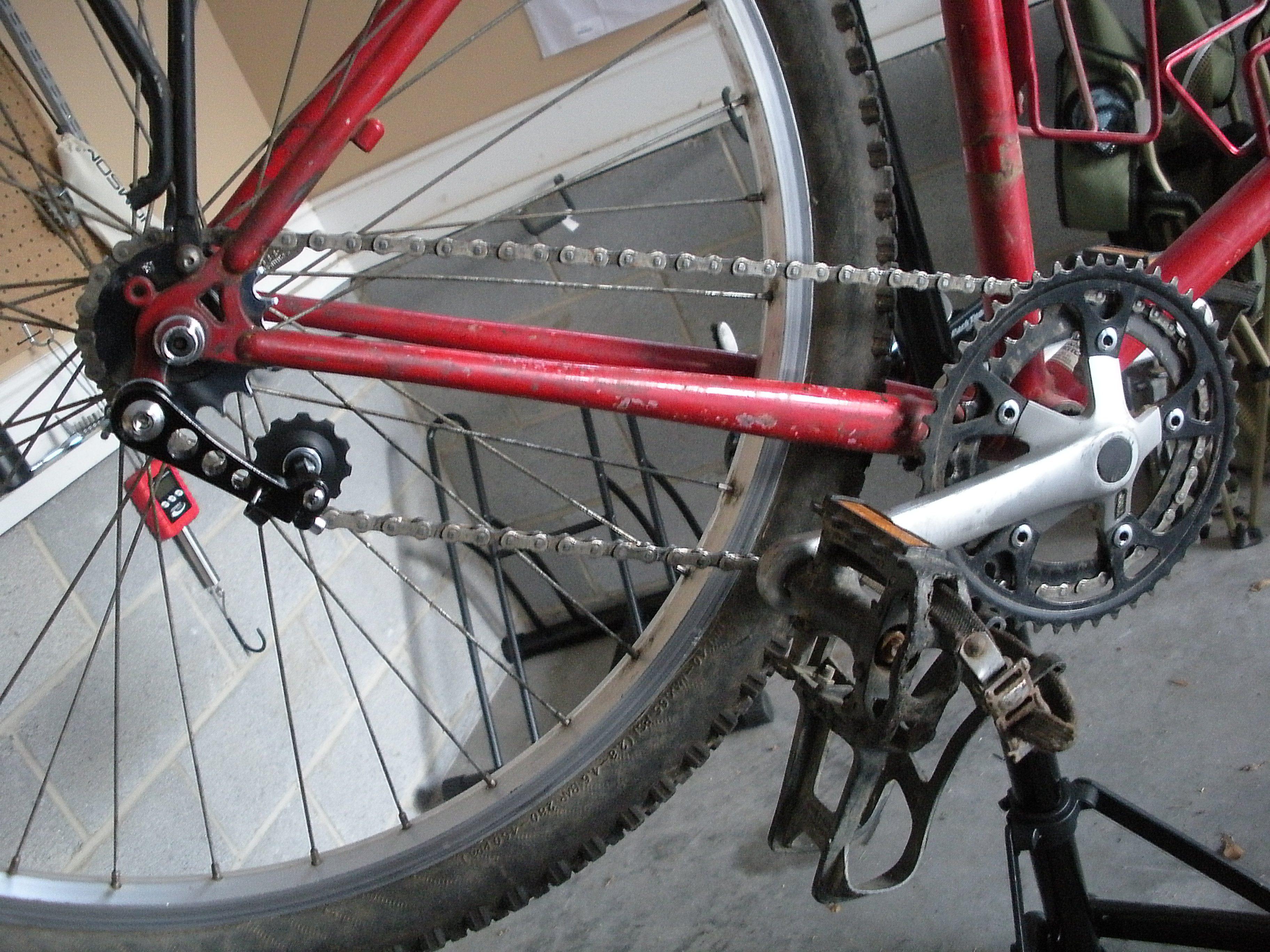 How To Convert Your Mountain Bike To A Singlespeed