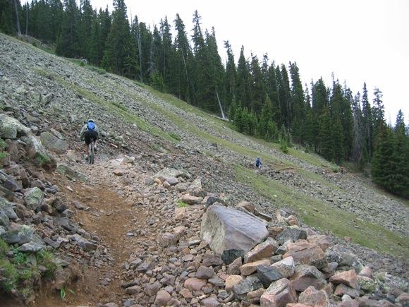 Monarch Crest Trail is OPEN!!