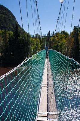 MTB Bridge Crossing
