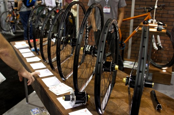 Interbike MTB Wheel Report: What's Hot in Rolling Stock
