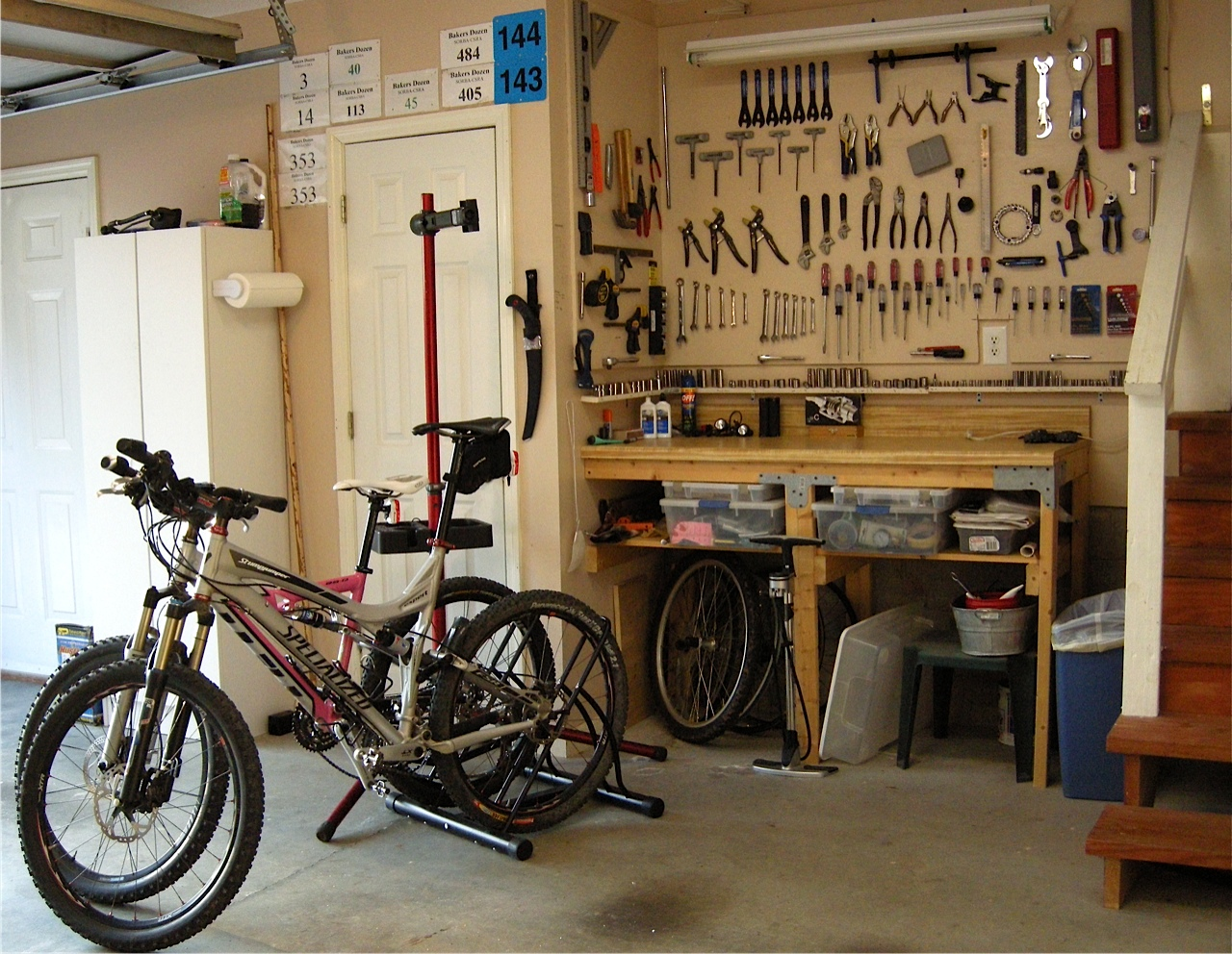 how to value a bicycle shop