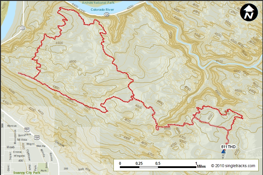 How to Create GPS Trail Logs With A Smartphone