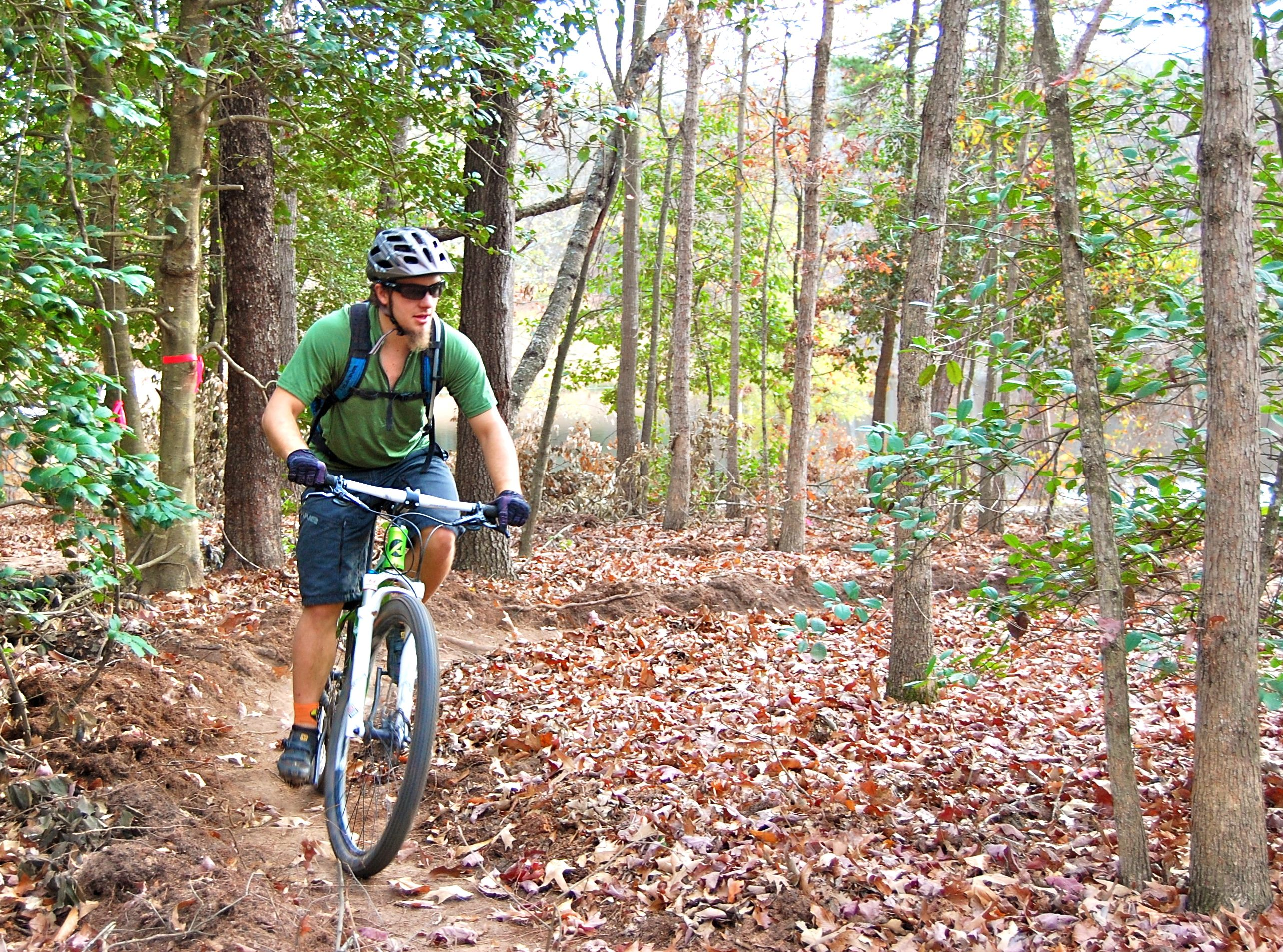 Riding Helmet Singletracks Mountain Bike News