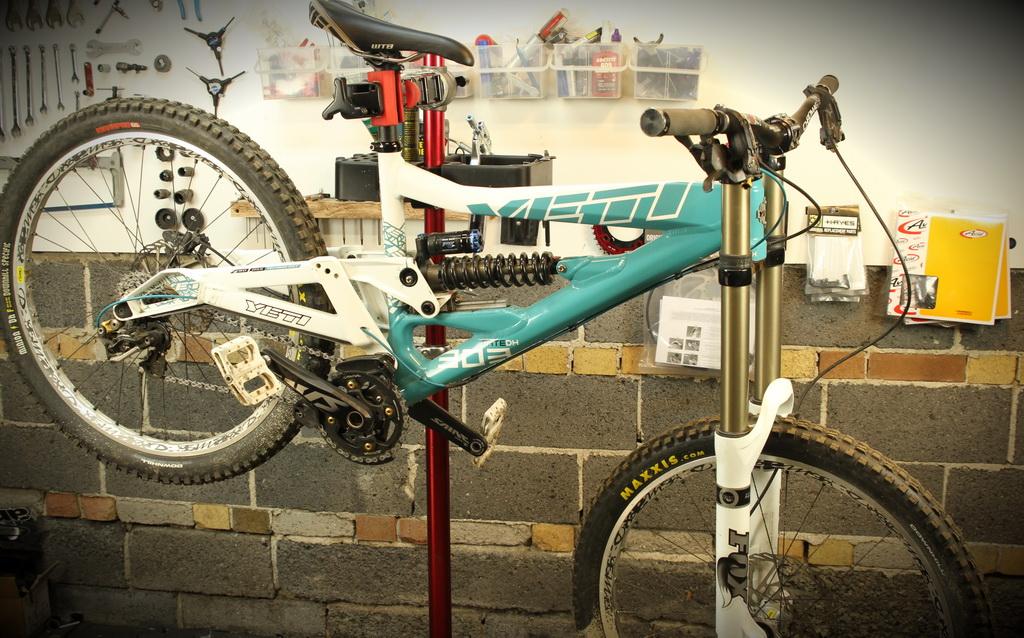 home-bike