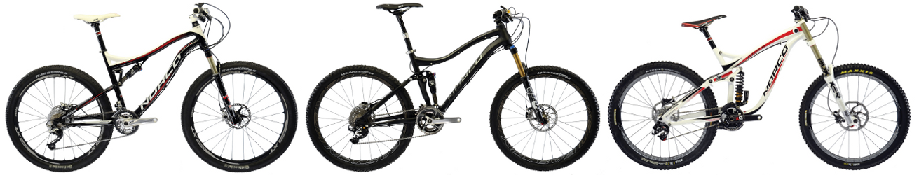 Bikes Xc Vs Trail XC vs All Mountain vs Downhill