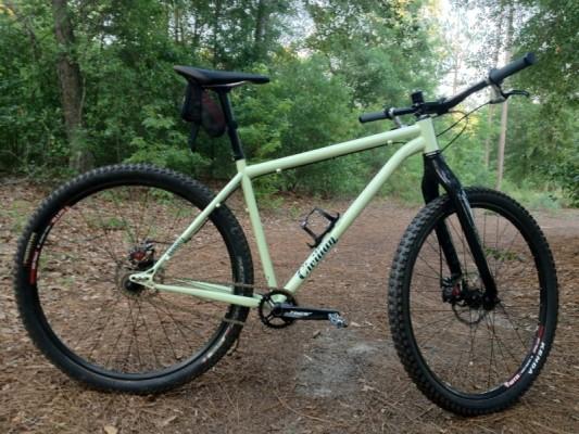 Civilian Luddite Mountain Bike Final Review Singletracks