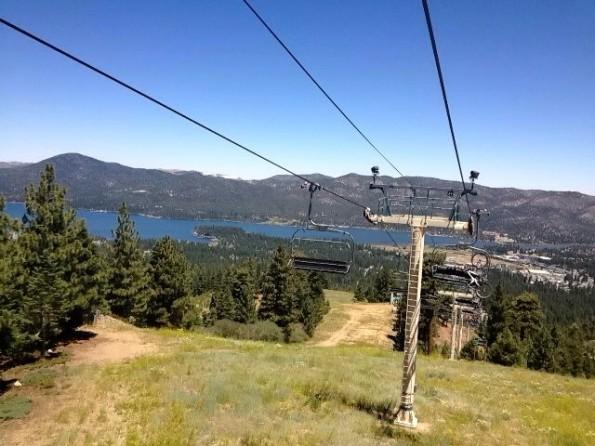 Mountain Biking Big Bear Lake Snow Summit Mountain Resort Singletracks Mountain Bike News