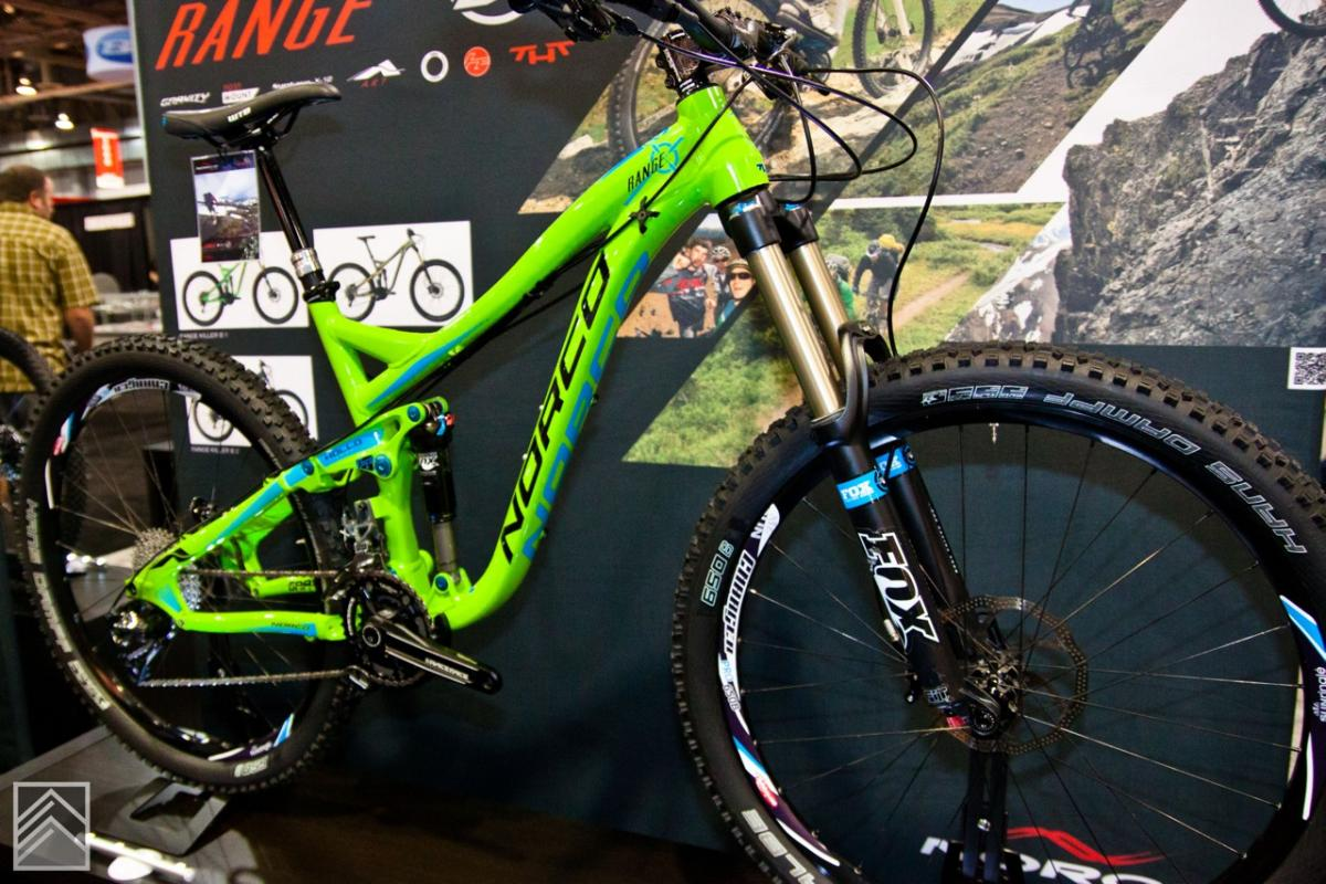 The 650b R Evolution Part 3 Rocky Mountain Scott Norco And