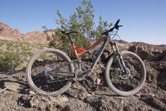 Specialized Stumpjumper FSR Expert EVO: 29er Trail Bike