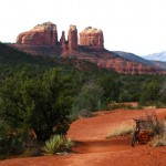 Typically gorgeous Sedona scenery (photo by AK Dan)