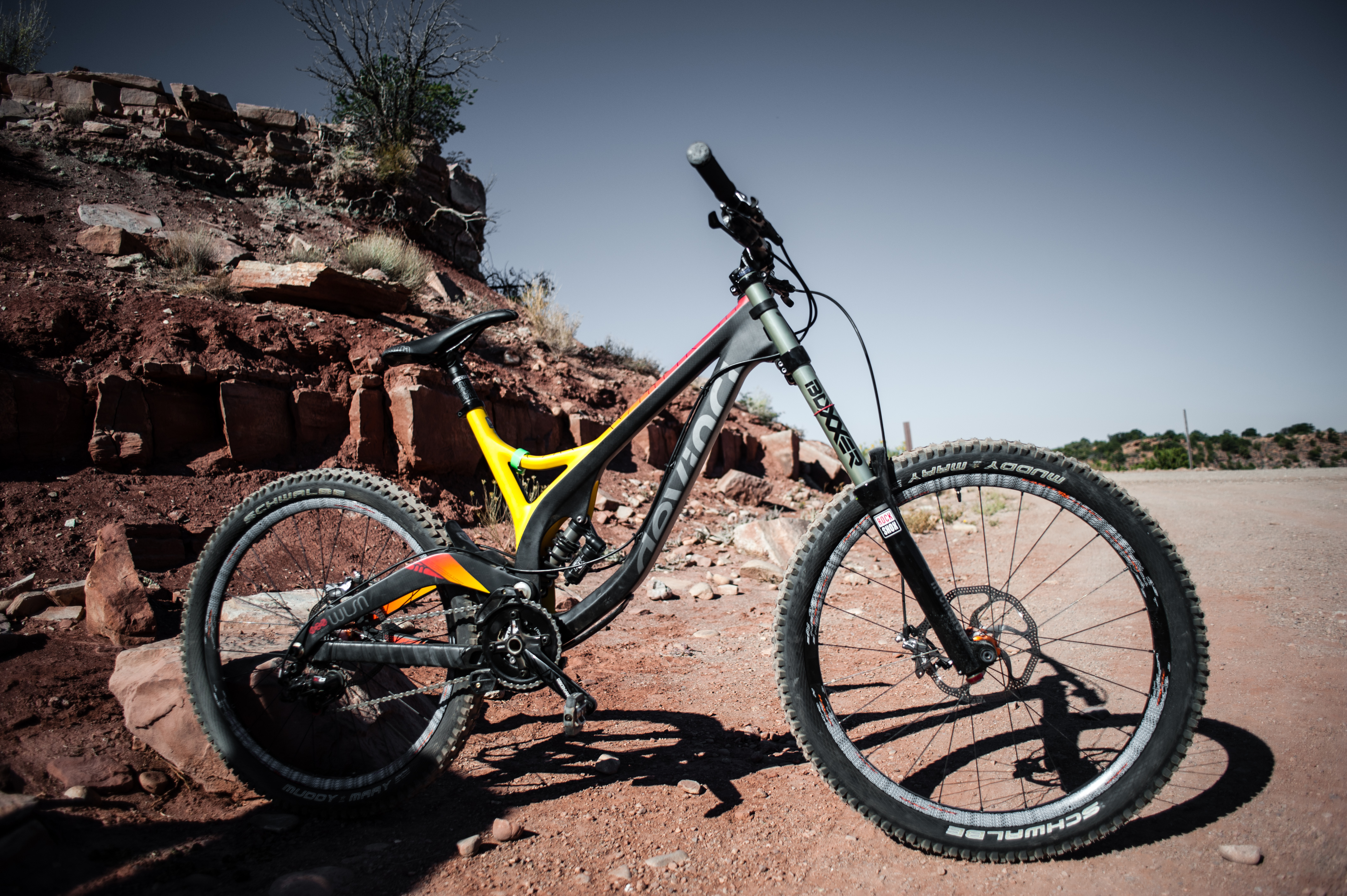 Outerbike Reviews Devinci Intense Cannondale And Santa Cruz