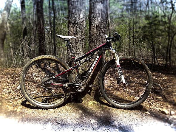 ad8f3362679 On Review: Trek Superfly 100 AL Pro Mountain Bike - Singletracks ...