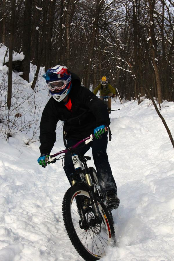 Bikes Unlimited La Crosse Wi Trail TNT La Crosse